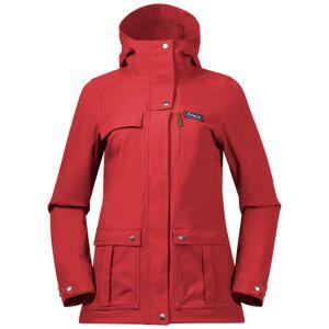 Bergans Nordmarka Women's Jacket Rød Rød XS