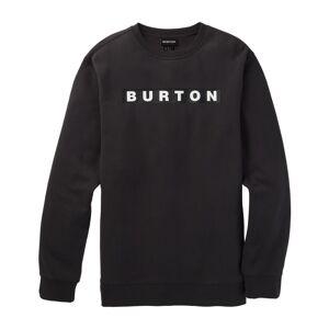Burton Men's Vault Crew Sweatshirt Grå Grå S