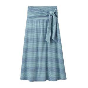 Patagonia Women's Kamala Midi Skirt Blå Blå S