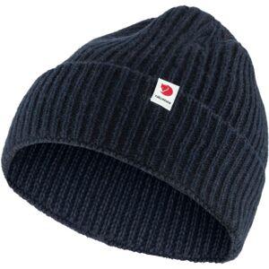 Fjällräven Logo Tab Hat Blå Blå OneSize