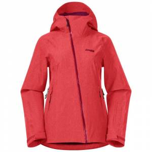 Bergans Hafjell Insulated Jacket Women's Rød Rød XS