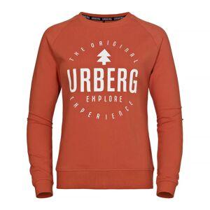 Urberg Logo Sweatshirt Women's Orange Orange S