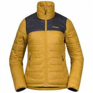 Bergans Rabot 365 Down Light Women's Jacket Gul Gul M