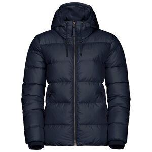 Jack Wolfskin Women's Crystal Palace Jacket Blå Blå XL
