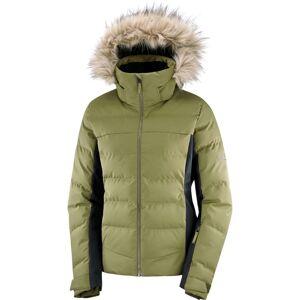 Salomon Women's Stormcozy Jacket Grøn Grøn L