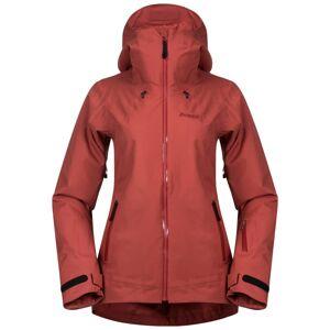Bergans Stranda Insulated Hybrid Women's Jacket Rød Rød XS