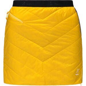 Haglöfs L.I.M Barrier Skirt Women Gul Gul XL