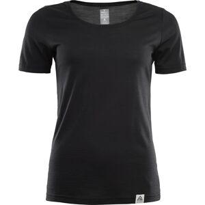 Aclima LightWool T-shirt Women Sort Sort M
