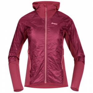 Bergans Cecilie Light Insulated Hybrid Pink Pink XS