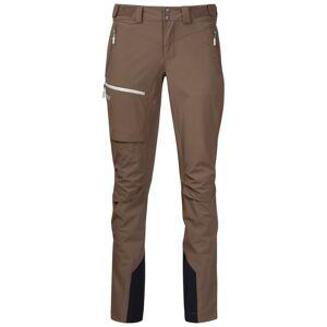Bergans Breheimen Softshell Pant Women's Brun Brun XL