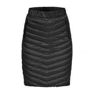 FÅK Cortina Down Skirt Women Sort Sort XS