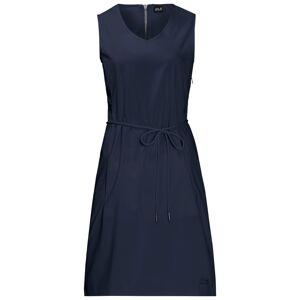 Jack Wolfskin Tioga Road Dress Blå Blå XS