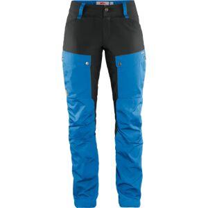 Fjällräven Women's Keb Trousers Curved Blå Blå 36 REG