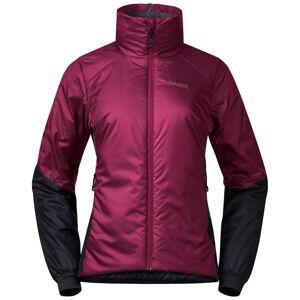 Bergans Women's Rabot 365 Insulated Jacket Rød Rød XS