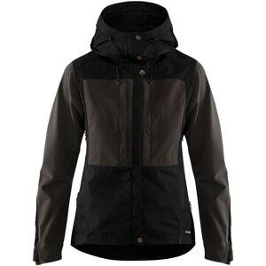 Fjällräven Women's Keb Jacket Sort Sort XL