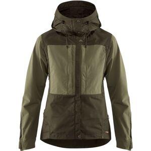 Fjällräven Women's Keb Jacket Grøn Grøn XL