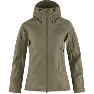 Fjällräven Women's Abisko Lite Trekking Jacket Grøn Grøn XL