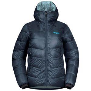 Bergans Women's Senja Down Jacket Blå Blå XS