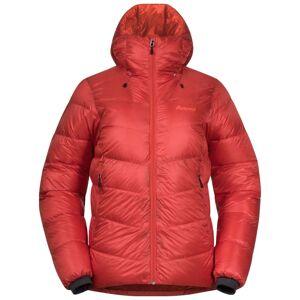 Bergans Women's Senja Down Jacket Orange Orange L