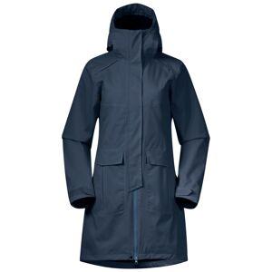 Bergans Women's Bjerke V2 3in1 Coat Blå Blå XL