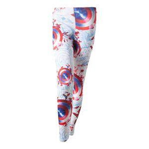 Captain America Leggings - Large