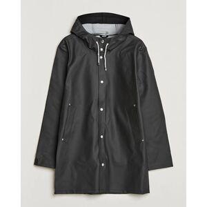 Stutterheim Stockholm Raincoat Black men XXS Sort