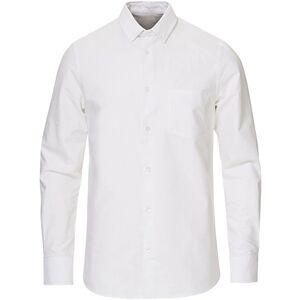 Filippa K Tim Oxford Shirt White men 50 Hvid