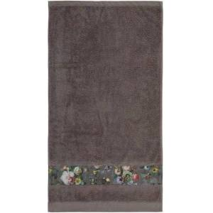 Essenza Håndklæde - 60x110 Cm - Brun - 100% Bomuld
