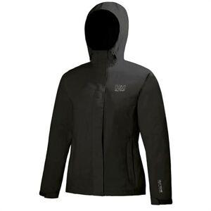 Helly Hansen Womens Seven J Jacket, Black XL