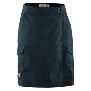 Fjällräven Övik Travel Skirt Womens, Dark Navy