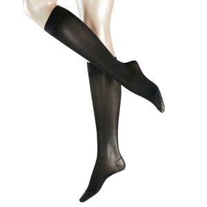 Women Leg Energizer 50 Knee-high - Black  - Size: 41765 - Color: musta