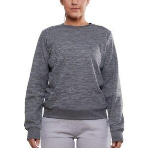Leisure Crewneck Women - Darkgrey  - Size: 1907565 - Color: tummanharm
