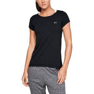 Under Armour Heatgear Armour T-shirt - Black  - Size: 1328964-001 - Color: musta
