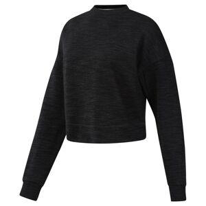 Reebok Marble crew sweatshirt wNaisten pitkähihainen paita