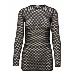 By Malene Birger Hadosa T-shirts & Tops Long-sleeved Musta By Malene Birger