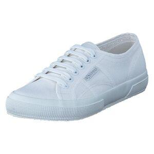 Superga 2750-cotu Classic Total White, Shoes, valkoinen, EU 36
