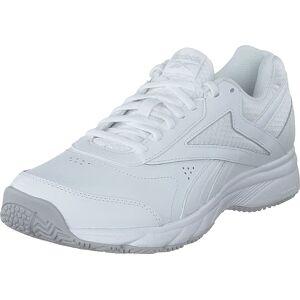 Reebok Work N Cushion 4,0 White/cold Grey 2/white, Kengät, Tennarit ja Urheilukengät, Sneakerit, Valkoinen, Naiset, 37