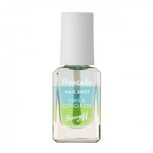 Barry M. Nail Shots Nail & Cuticle Oil Avocado 10 ml Kynsienhoito