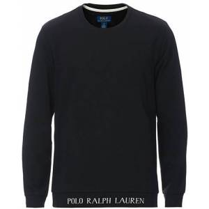 Ralph Lauren Logo Crew Neck Sweatshirt Black