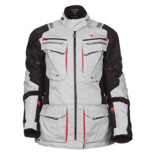 Modeka X-Renegade Tekstiili takit  - Musta Harmaa - Size: 5XL
