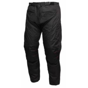 Modeka Manda Hyvät tekstiili housut  - Musta - Size: 48