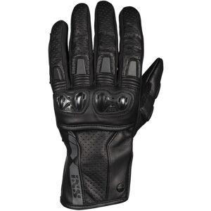 IXS Sport Talura 3.0 rei'itetty hyvät moottori pyörän käsineet  - Musta - Size: XL