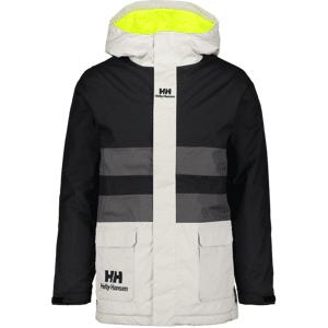 Helly Hansen So Yu Ins Rain Jkt U Takit BLACK  - Size: Small
