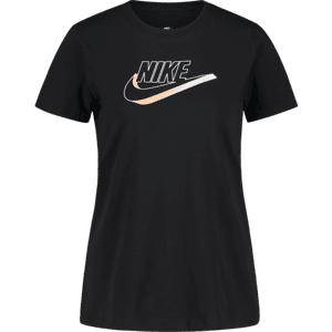 Nike Nike Sportswear Women's T-shirt Topit BLACK  - Size: Extra Small