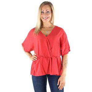 Vila paita Sarina 2/4  - PUNAINEN / RED - Size: 44