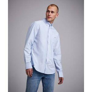 Gant Skjorte The Oxford Shirt Reg BD Blå