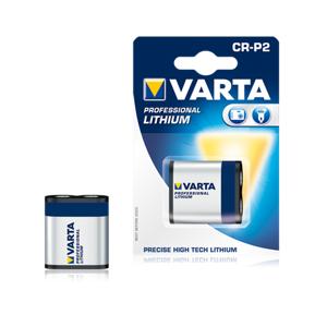 Varta CR P2 Photo Lithium 6V 1600mAh batteri CRP2