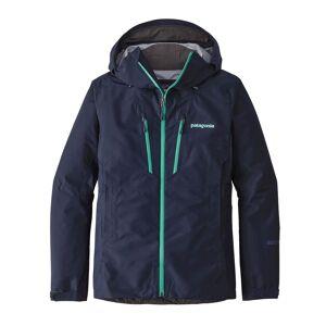 Patagonia Triolet Jacket dame NSTR Navy Blue W/Strai 83406 L 2018