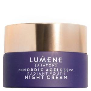 Lumene Ajaton Nordic Ageless Radiant Youth Night Cream 50ml