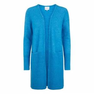 2nd Hand Villoid Second Female Brook Knit New Cape - Swedish Blue S